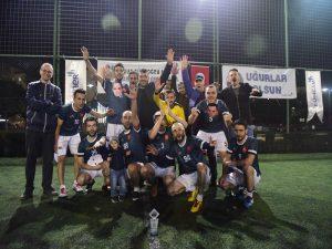 3. Geleneksel Uğur Gündoğdu Park Cam Futbol Turnuvası Sona Erdi